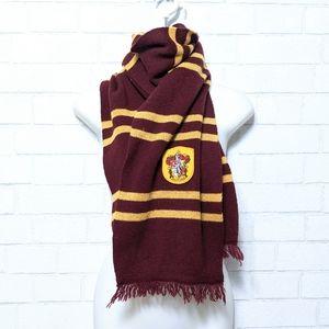 Harry Potter Gryffindor Stripe Scarf